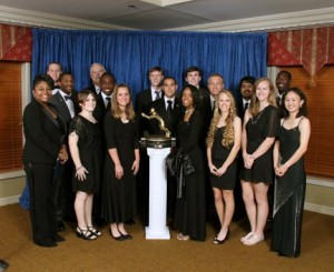 2012-13 Biletnikoff Award Scholarship Recipients