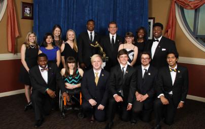 2015 Biletnikoff Scholarship Recipients