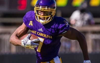 2016 Biletnikoff Award Finalist: Zay Jones of East Carolina