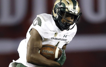 2017 Biletnikoff Award Finalist: Michael Gallup of Colorado State
