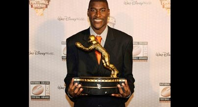 2011 Biletnikoff Award Winner, Justin Blackmon