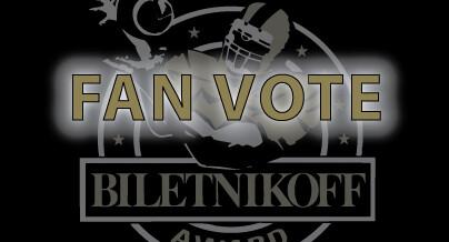 Fan Vote for the 2013 Biletnikoff Award