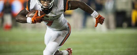 Congratulations to the 2013 Biletnikoff Award Winner Brandin Cooks of Oregon State!