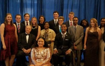 2017 Biletnikoff Scholarship Recipients
