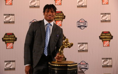 2019 Biletnikoff Award Winner: Ja'Marr Chase of LSU