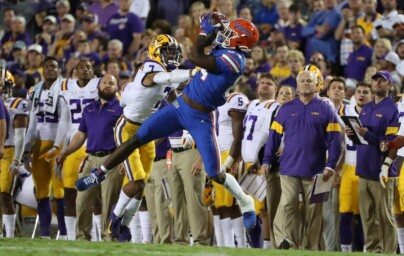 2020 Biletnikoff Award Finalist: Kyle Pitts of Florida
