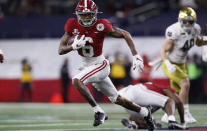 2020 Biletnikoff Award Winner: DeVonta Smith of Alabama
